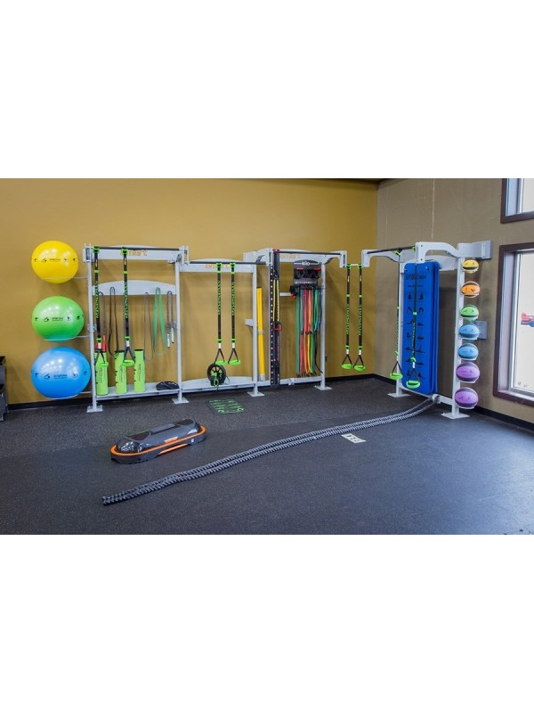 Prism Fitness Smart Functional Training Center - 4 Section Package