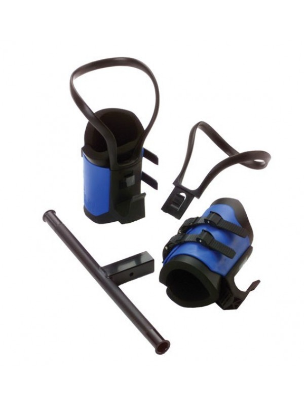 Teeter EZ-Up Gravity Boots with Adapter Kit