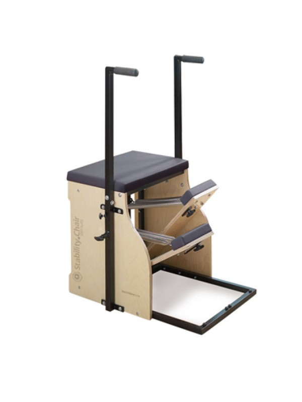 MERRITHEW Split Pedal Stability Chair with Handles