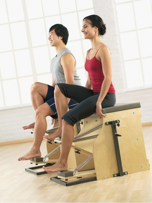 MERRITHEW Stability Chair with Deluxe Bundle