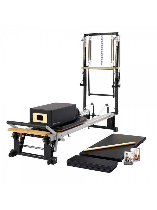 MERRITHEW V2 MAX PLUS Reformer with Deluxe Bundle