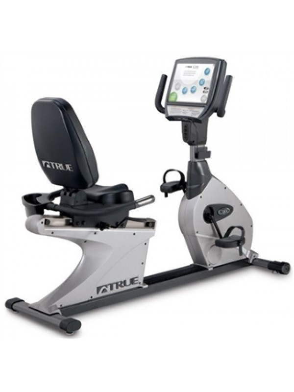 True Fitness CS800 Recumbent Bike with LCD Touch Screen
