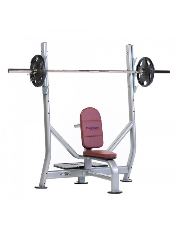 TuffStuff Olympic Military Bench