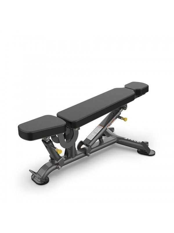 True Force Flat/Incline Bench